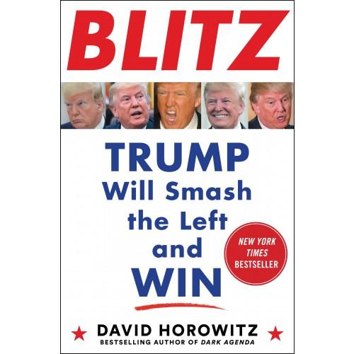 eBook: Blitz: Trump Will Smash the Left and Win