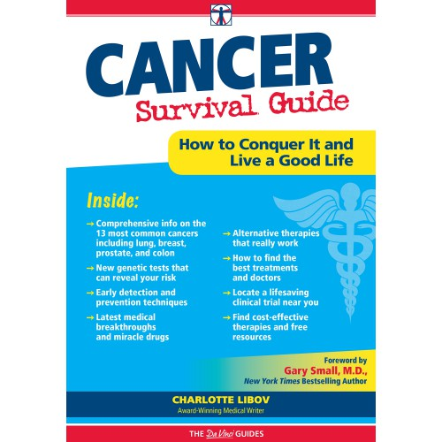 eBook: Cancer Survival Guide: How to Conquer It and Live a Good Life