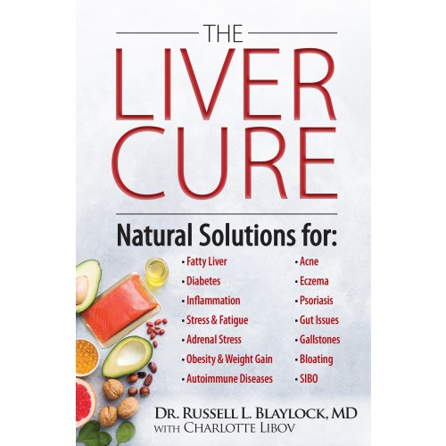 The Liver Cure: Natural Solutions for Liver Health to Target Symptoms of Fatty Liver Disease, Autoimmune Diseases, Diabetes, Inflammation, Stress & Fatigue, Skin Conditions, and Many More