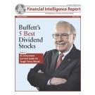 eBook: Buffett's 5 Best Dividend Stocks