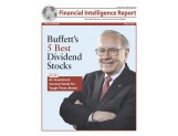 eBook: Buffett's 5 Best Dividend Stocks
